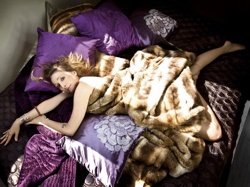 Beata Palikowska nie lubi budzików, bo uważa, że należy spać  tyle, ile chce organizm  /Aldona Kaczmarczyk/AF Pgoto /Twój Styl