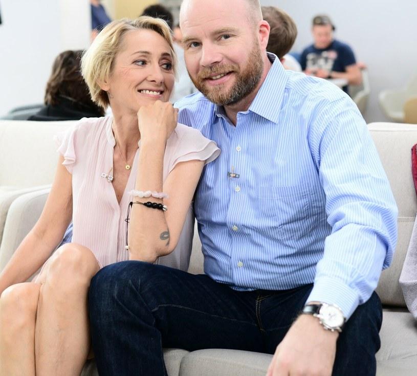 Beata Pawlikowska i Danny /Olszanka WOJCIECH /East News