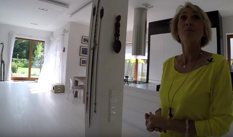 Beata Pawlikowska w programie Łukasza Jakóbiaka /YouTube /materiał zewnętrzny