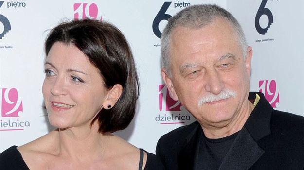 Beata Rybotycka i Krzysztof Jasiński /Agencja W. Impact