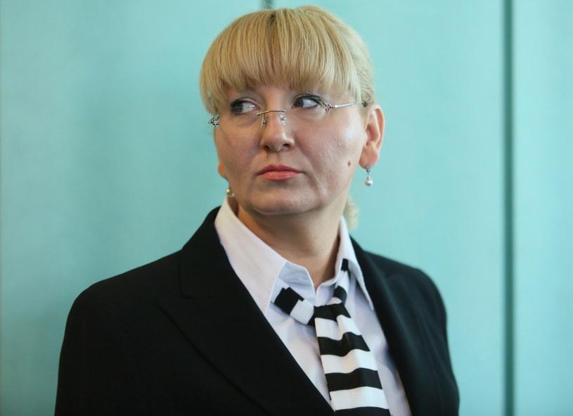 Beata Sawicka /Leszek Szymański /PAP
