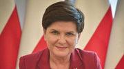 Beata Szydło: 190 do zera robi wrażenie