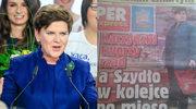 Beata Szydło dementuje: Stałam po pasztet, nie po mięso!
