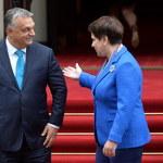 Beata Szydło: Droga obrana przez Polskę i Węgry jest słuszna