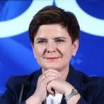 Beata Szydło ma prywatną drogę do domu?