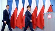 Beata Szydło: Morawiecki wziął na siebie ogromną odpowiedzialność