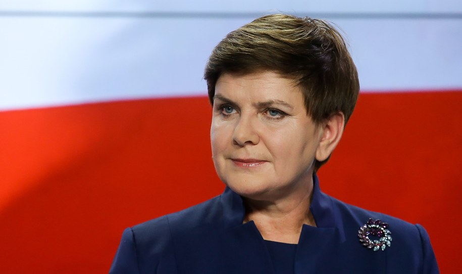 Beata Szydło na zdj. z 2015 roku /Paweł Supernak /PAP