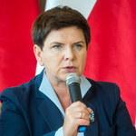 Beata Szydło: Nie akceptujemy dyktatu największych państw