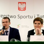 Beata Szydło: Nie ma sukcesów w sporcie, jeżeli nie inwestuje się w młodzież