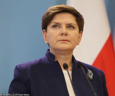 Beata Szydło: Nie widzę możliwości, aby migranci przyjechali do Polski