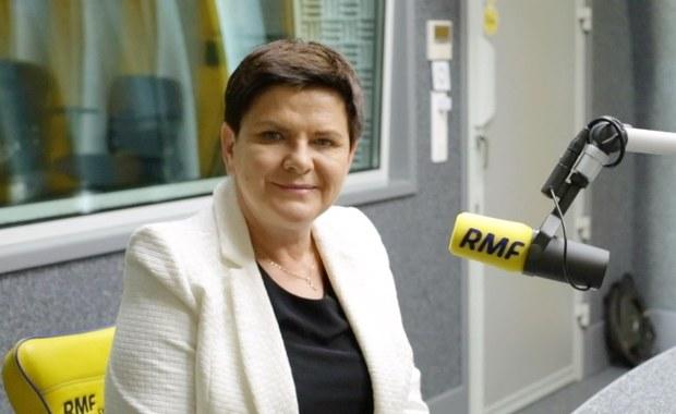 Beata Szydło o taśmach: To jest ewidentnie próba zmiany władzy w Polsce