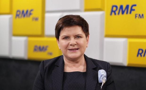 Beata Szydło: Od poniedziałku jestem na urlopie