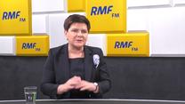 Beata Szydło ogłasza start Patryka Jakiego w wyborach do PE