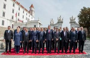 Beata Szydło po szczycie UE w Bratysławie: Odczytuję to, jako polski sukces