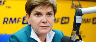 Beata Szydło: Polski rząd popełnił błąd. Przegraliśmy. Słabi zawsze przegrywają