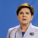 Beata Szydło: Prawdopodobnie w przyszłym tygodniu opinia rządu ws. wieku emerytalnego