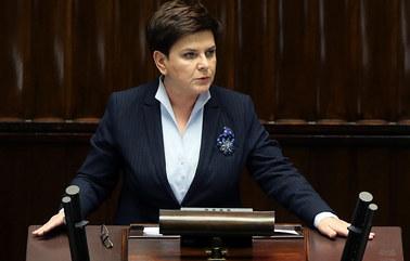 Beata Szydło: Reforma edukacji jest dobrze przygotowana - nie straszcie nią Polaków!