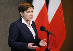 Beata Szydło: Sprawy w Polsce idą w dobrym kierunku