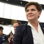 Beata Szydło zaprasza szefów klubów na spotkanie. Temat: Debata w Parlamencie Europejskim