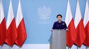 """Beata Szydło """"zdumiona"""" reakcjami Izraela"""