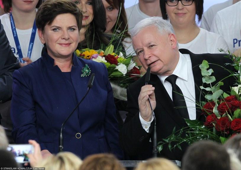Beata Szydło została potraktowana instrumentalne? /STANISLAW KOWALCZUK /East News
