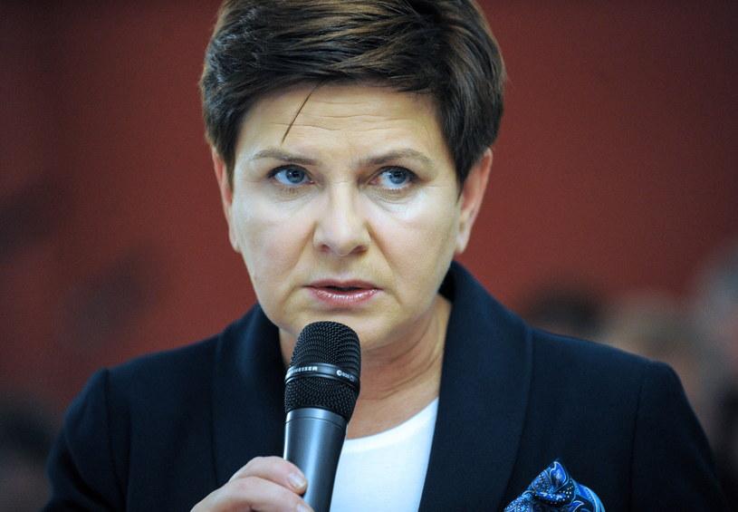 Beata Szydło /Marcin Obara /PAP