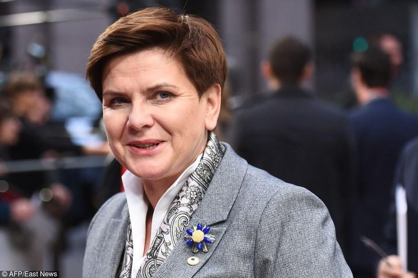 Beata Szydło /East News