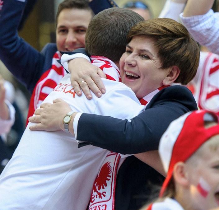 Beata Szydło /Rafał Oleksiewicz /East News