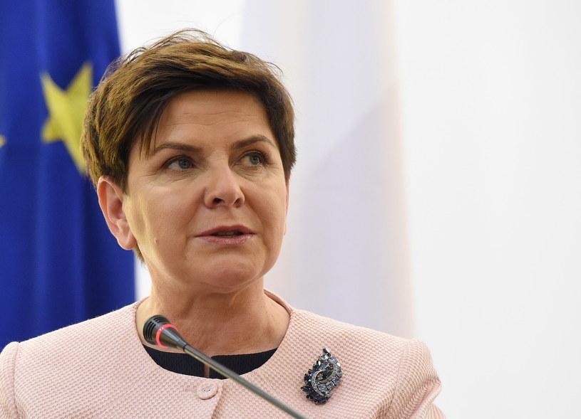 Beata Szydło /Radek Pietruszka   (PAP) /PAP
