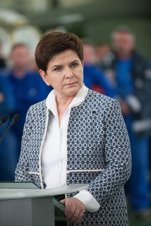 Beata Szydło /- /East News