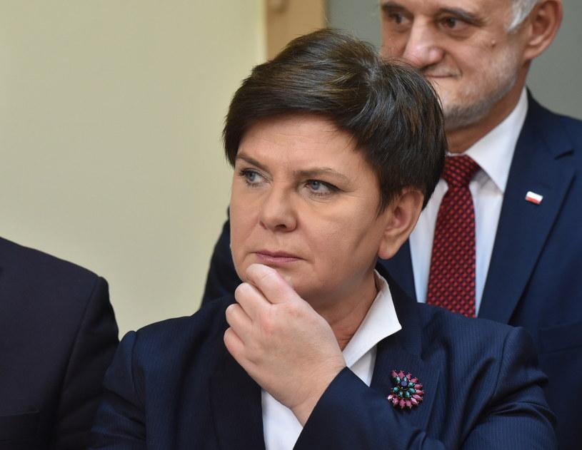 Beata Szydło /Jacek Bednarczyk /PAP