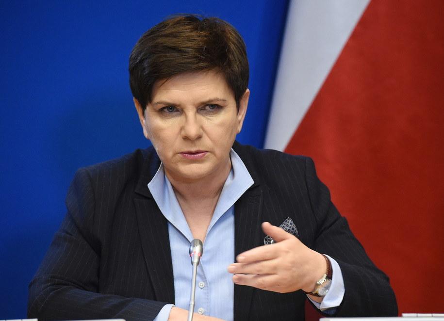 Beata Szydło /PAP/Radek Pietruszka    /PAP