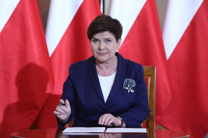 Beata Szydło /STANISLAW KOWALCZUK /East News