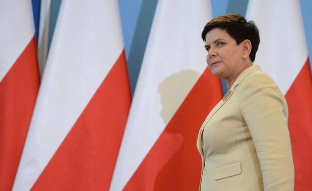 Beata Szydło /Jacek Turczyk /PAP