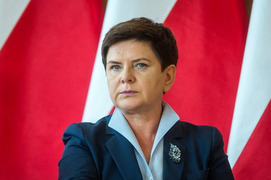 Beata Szydło /Tytus Żmijewski /PAP