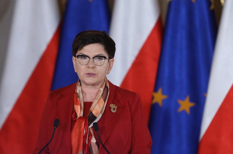 Beata Szydło /Rafał Guz /PAP