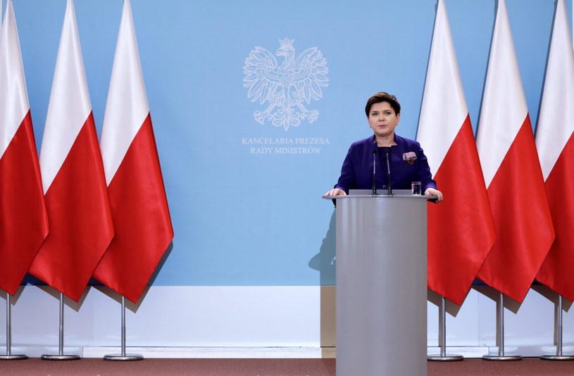 Beata Szydło /Tomasz Gzell /PAP