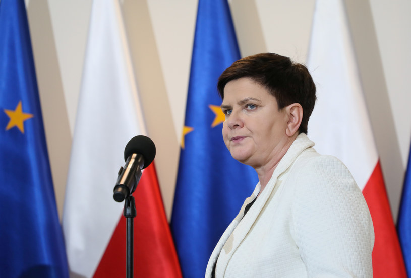 Beata Szydło /Piotr Molecki/East News /East News