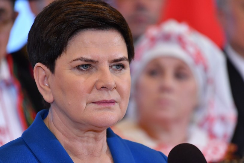 Beata Szydło /Wojciech Stróżyk /Reporter