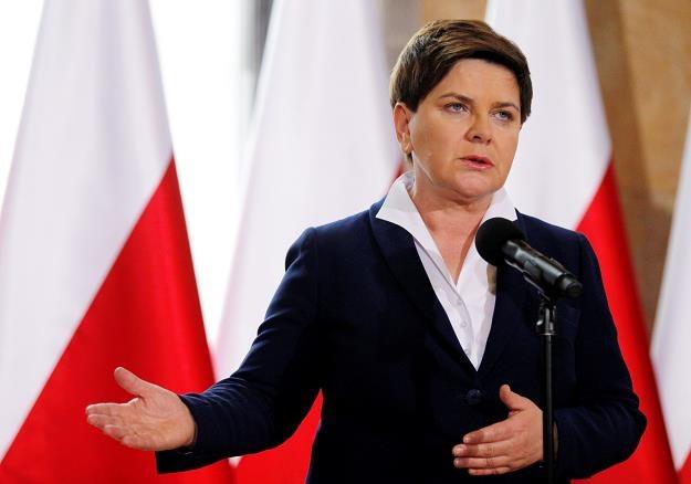 Beata Szydło /PAP