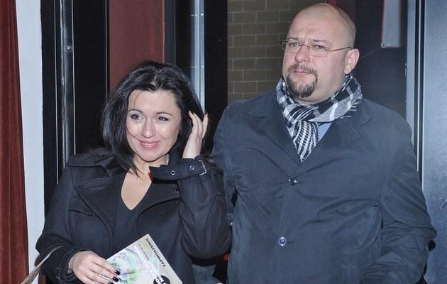 Beata Tadla i Radosław Kietliński /- /MWMedia