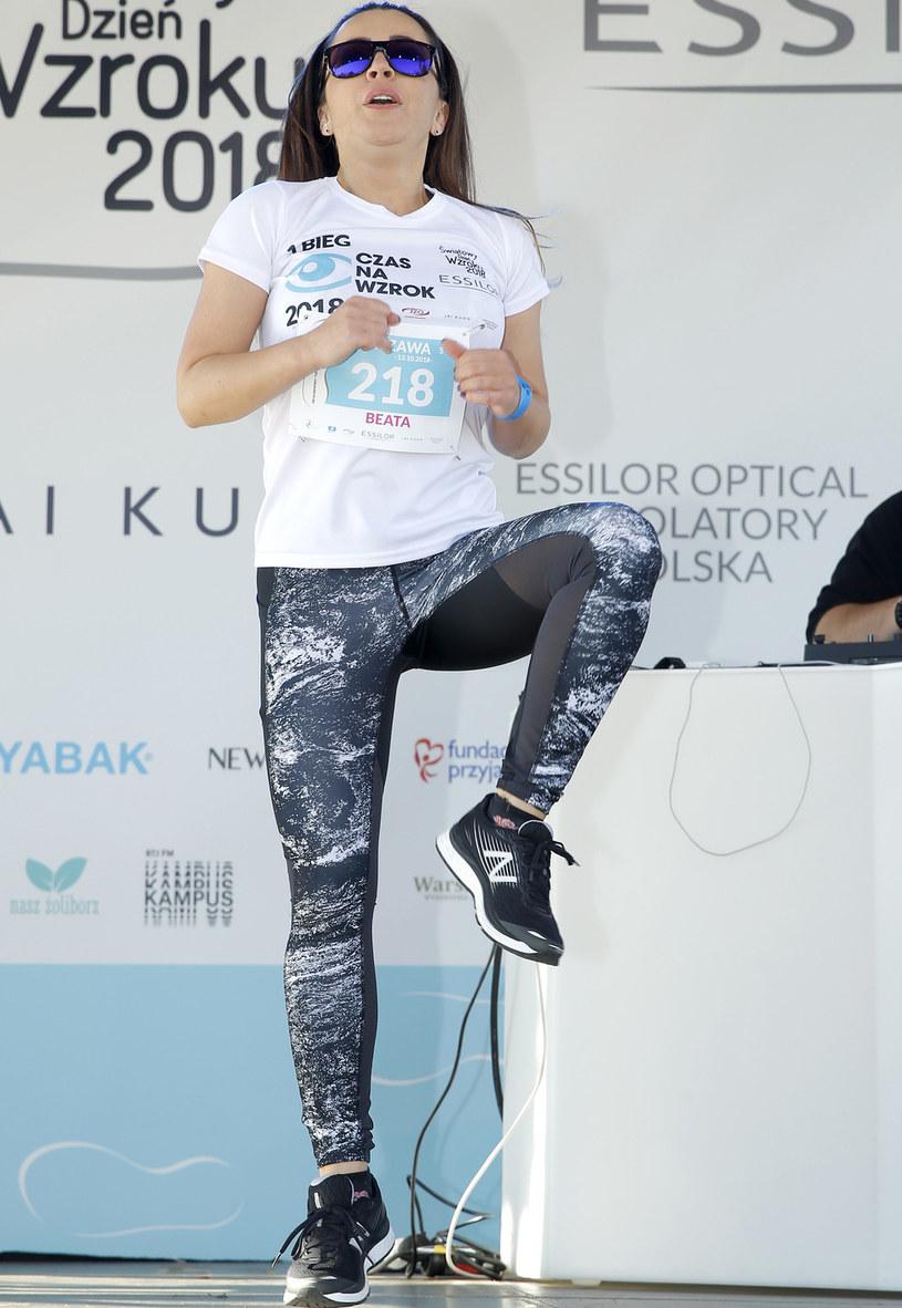 Beata Tadla /Podlewski /AKPA