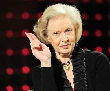 Beata Tyszkiewicz obchodzi 80. urodziny