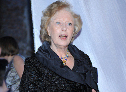 Beata Tyszkiewicz została odznaczona Złotym Medalem Zasłużonych Kulturze Gloria Artis.fot.A.Szilagyi /MWMedia