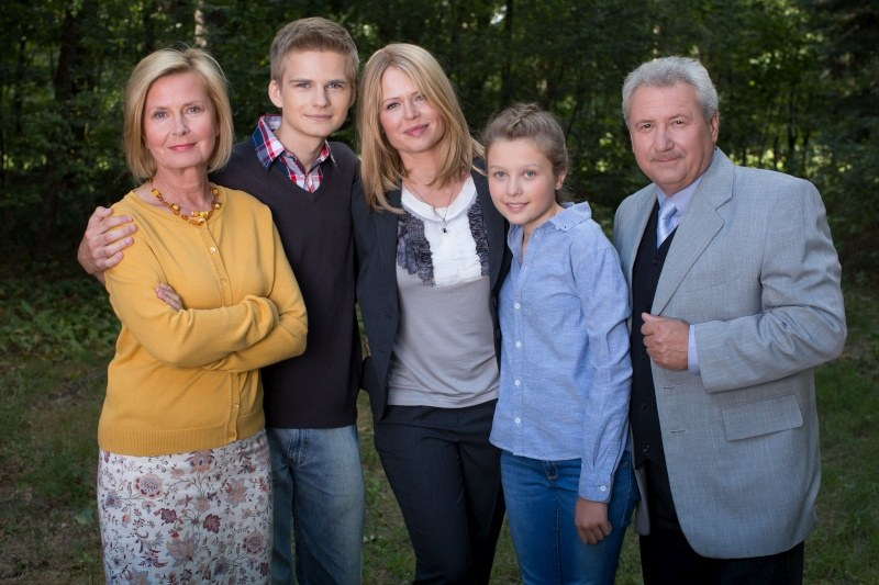 Beata wraca na łono rodziny /Agencja W. Impact