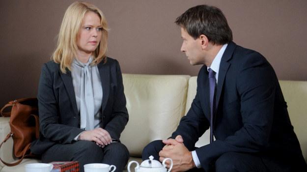 Beata zapyta Jacka, jakim byli małżeństwem. /Agencja W. Impact