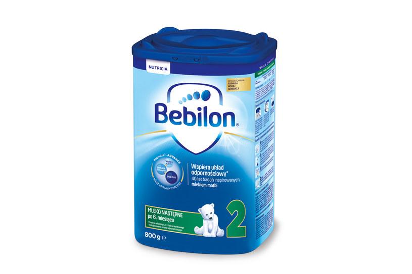Bebilon 2 z Pronutra - Advance /materiały prasowe