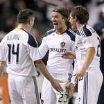 Beckham poprowadził swój zespół do finału MLS