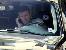 Beckham sprzedaje samochody i motocykle