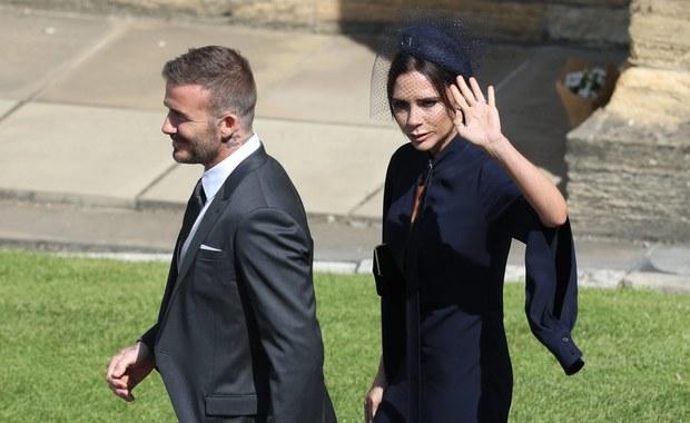 Beckhamowie budują dla syna kort za 30 tysięcy funtów